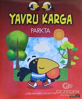 Yavru Karga - Parkta