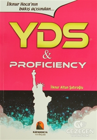 Kapadokya Yayınları YDS & PROFICIENCY Konu Anlatımlı Soru Bankası