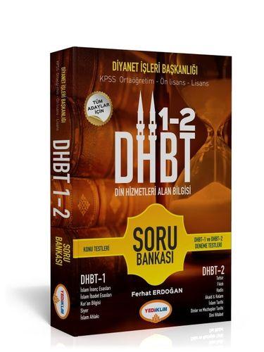 DHBT Din Hizmetleri Alan Bİlgisi Soru Bankası