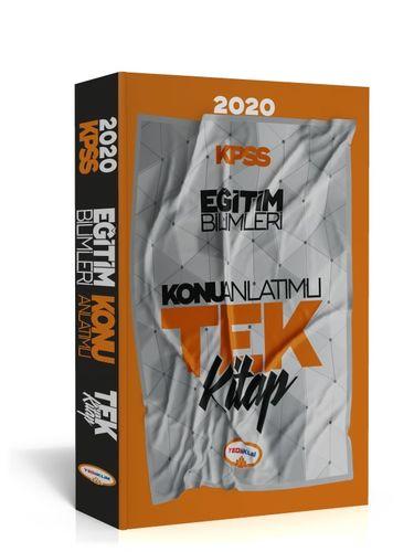 2020 KPSS Eğitim Bilimleri Konu Anlatımlı Tek Kitap | Yediiklim Yayınları