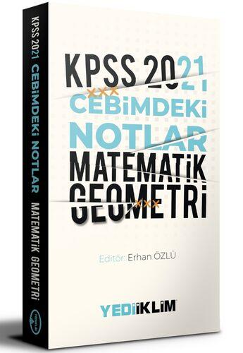 Yediiklim Yayınları2021 Kpss Cebimdeki NotlarMatematik-Geometri