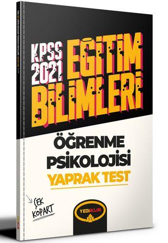 2021 Kpss Eğitim Bilimleri Öğrenme Psikolojisi Çek Kopart Yaprak Test