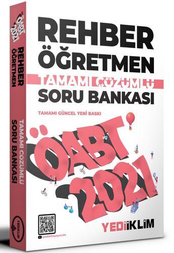 Yediiklim Yayınları 2021 Öabt Rehber Öğretmen Tamamı Çözümlü Soru Bankası
