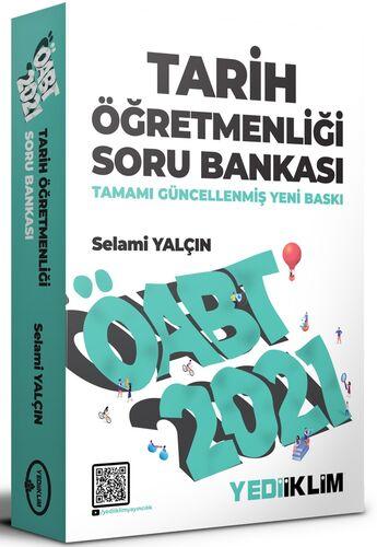 Yediiklim Yayınları 2021 ÖABT Tarih Öğretmenliği Soru Bankası