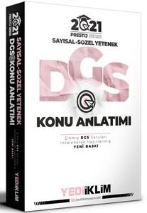 Yediiklim 2021 DGS Prestij Konu Anlatımlı Tek Kitap Yediiklim Yayınları