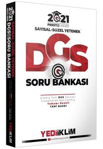 2021 Prestij Serisi DGS Sayısal Sözel Yetenek Soru Bankası(Tamamı Renkli)