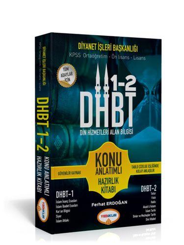 DHBT Tüm Adaylar için Din Hizmetleri Alan Bilgisi Konu Anlatımlı