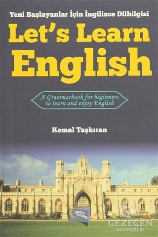 Yeni Başlayanlar İçin İngilizce Dil Bilgisi - Let's Learn English