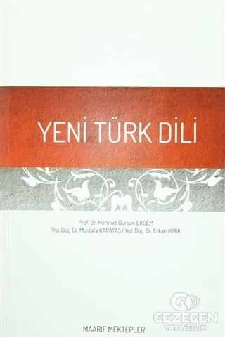Yeni Türk Dili