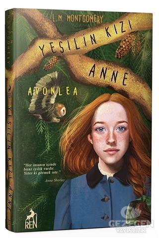 Yeşilin Kızı Anne Avonlea (Ciltli)