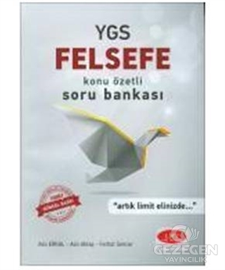 YGS Felsefe Konu Özetli Soru Bankası
