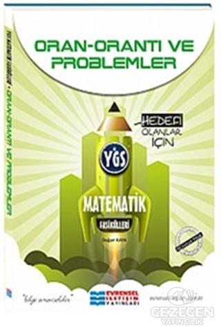 YGS Matematik Fasikülleri Oran-Orantı ve Problemler