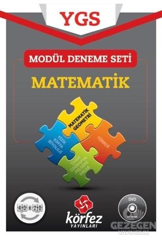 YGS Matematik Modül Deneme Seti 40x20
