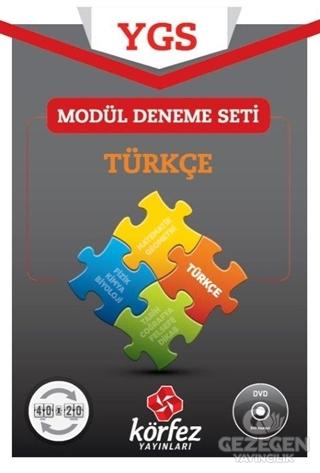 YGS Türkçe Modül Deneme Seti 40x20