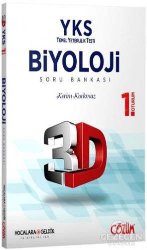 YKS 3D 1. Oturum Biyoloji Soru Bankası