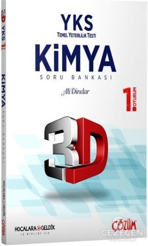 YKS 3D 1. Oturum Kimya Soru Bankası