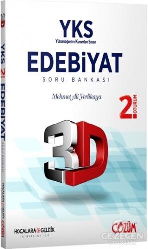 YKS 3D 2. Oturum Edebiyat Soru Bankası