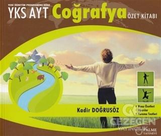 YKS AYT Coğrafya Özet Kitabı