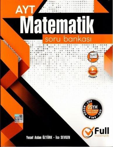 YKS AYT Full Soru Bankası Matematik - 2020
