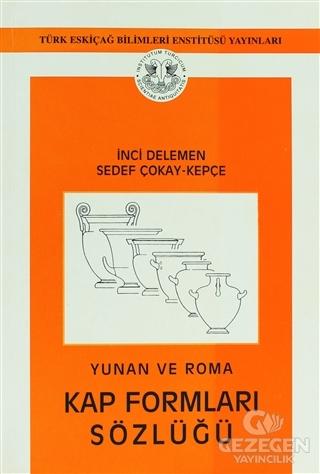 Yunan Ve Roma Kap Formları Sözlüğü