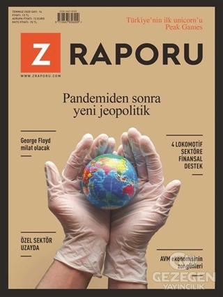 Z Raporu Dergisi Sayı: 14 Temmuz 2020