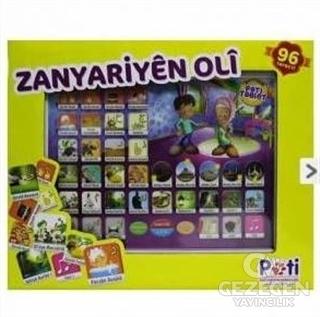 Zanyariyen Oli (Kürtçe)