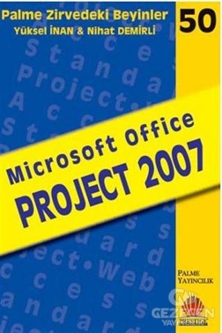 Zirvedeki Beyinler 50 / Microsoft Office PROJECT 2007
