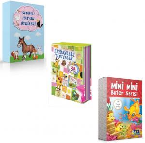 Tandem 1. Sınıf Hikaye Seti 3 Kutu 65 Kitap