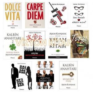 Aşkım Kapışmak 11 Kitap Set