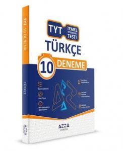 Azza Yayınları Tyt Türkçe Denemesi