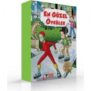 Bizim Kupa 3. ve 4. Sınıflar İçin En Güzel Öyküler Hikaye Seti 8 Kitap