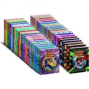 Canavar Peşinde 42 Kitap Set