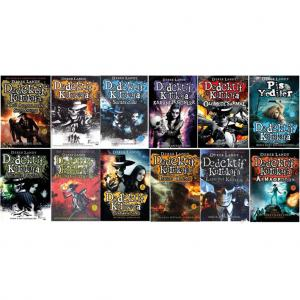 Dedektif Kurukafa 12 Kitap Seti