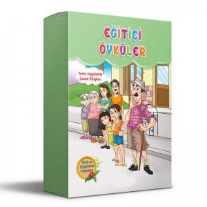 Bizim Kupa Yayınları Eğitici Öyküler