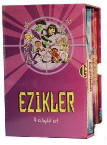 Ezikler Serisi 4 Kitap Set