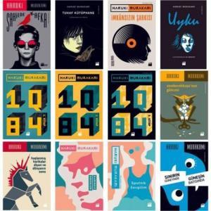 Haruki Murakami 12 Kitap Seti
