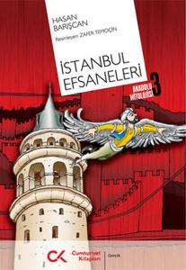 İstanbul Efsaneleri Anadolu Mitolojisi 3