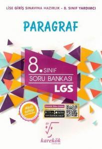 Karekök 8. Sınıf LGS Paragraf Soru Bankası YENİ