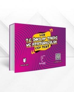 Karekök LGS Cep Test T.C. İnkılap Tarihi ve Atatürkçülük YENİ
