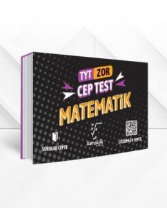 Karekök TYT Cep Test Matematik Zor YENİ