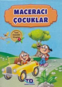 Maceracı Çocuklar (10 Kitap)