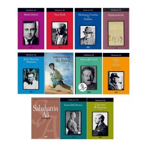 Sabahattin Ali 11 Kitap Set