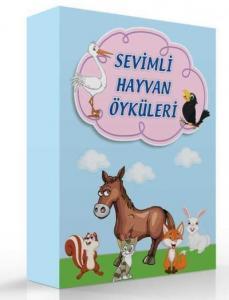 Sevimli Hayvan Öyküleri (20 Kitap)