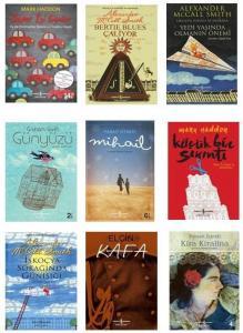 Iş Bankası Dünya Edebiyatı Roman Seti 9 Kitap