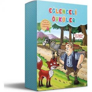 Eğlenceli Öyküler (8 Kitap)