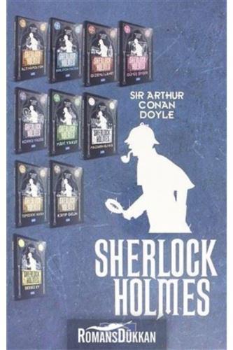 Sherlock Holmes Seti 10 Kitap Takım Sherlock Holmes