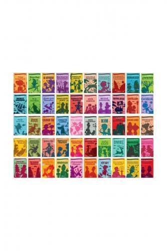 İş Bankası Çocuk Klasikleri Seti 50 Kitap Kolektif