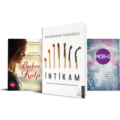 Kahraman Tazeoğlu Set (3 kitap) Kahraman Tazeoğlu