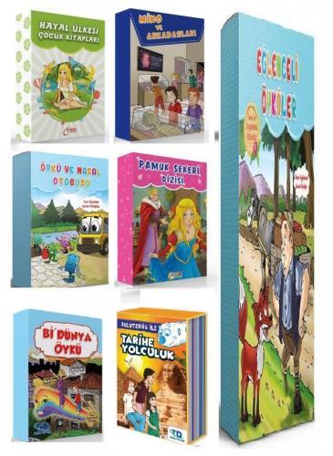 3. ve 4. Sınıf Hikaye Setleri 7 Kutu 47 Kitap