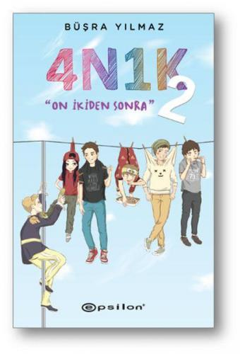 4N1K 2 On İkiden Sonra Ciltli
